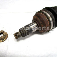 Used Arctic Cat ATV 650 V-TWIN FIS AUTO OEM part # 0502-542 front right drive axle for sale