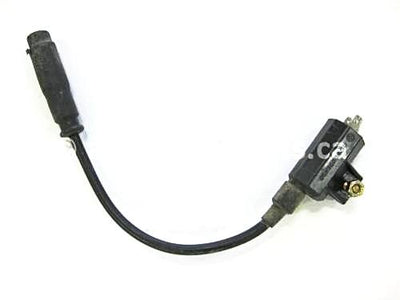 Used Arctic Cat ATV 650 V-TWIN FIS AUTO OEM part # 3201-010 front ignition coil for sale