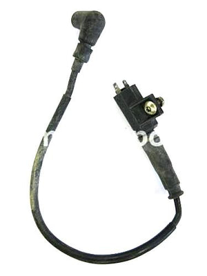 Used Arctic Cat ATV 650 V-TWIN FIS AUTO OEM part # 3201-011 rear ignition coil for sale