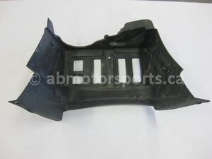 Used Arctic Cat ATV 650 V-TWIN FIS AUTO OEM part # 1406-519 left foot well for sale