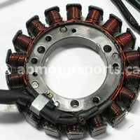 Used Arctic Cat ATV 650 V-TWIN FIS AUTO OEM part # 3201-182 stator for sale