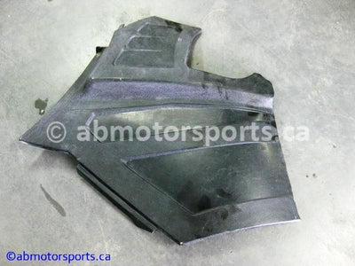 Used Arctic Cat ATV 700 H1 4x4 OEM part # 2406-419 lower left side panel for sale