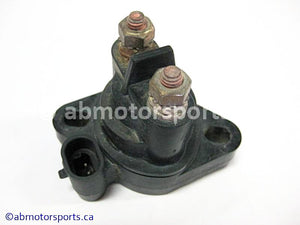 Used Arctic Cat ATV 700 H1 4x4 OEM part # 0445-058 solenoid for sale