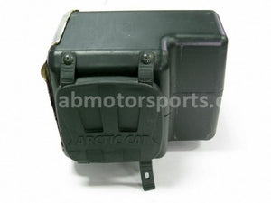 Used Arctic Cat ATV 500 AUTO FIS OEM part # 0506-797 storage box for sale
