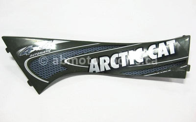 Used Arctic Cat ATV 500 AUTO FIS OEM part # 0506-673 left side panel for sale