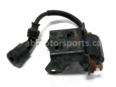 Used Arctic Cat ATV 500 AUTO FIS OEM part # 3530-027 ignition coil for sale