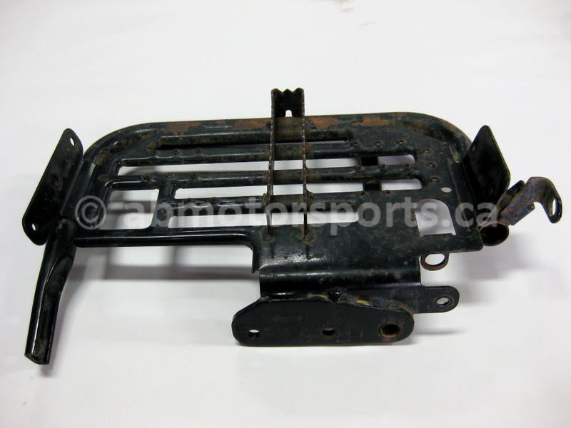 Used Arctic Cat ATV 500 AUTO FIS OEM part # 0506-534 right foot rest for sale
