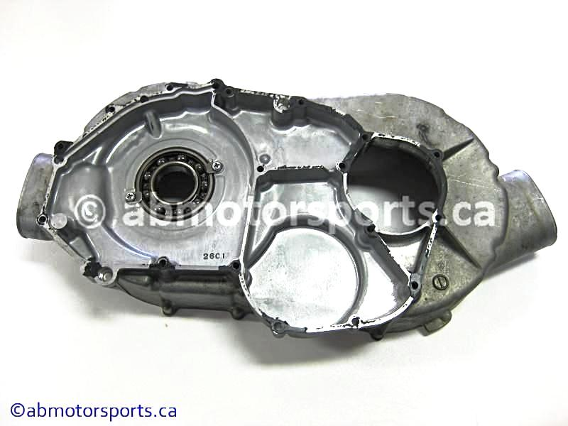 Used Arctic Cat ATV 500 AUTO FIS OEM part # 3402-709 inner clutch cover for sale