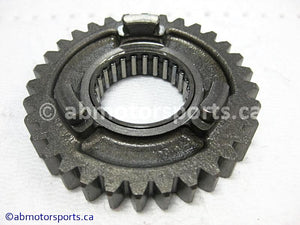 Used Arctic Cat ATV 500 AUTO FIS OEM part # 3402-822 reverse driven gear for sale