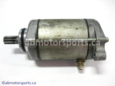 Used Arctic Cat ATV 500 AUTO FIS OEM part # 3545-015 starter for sale