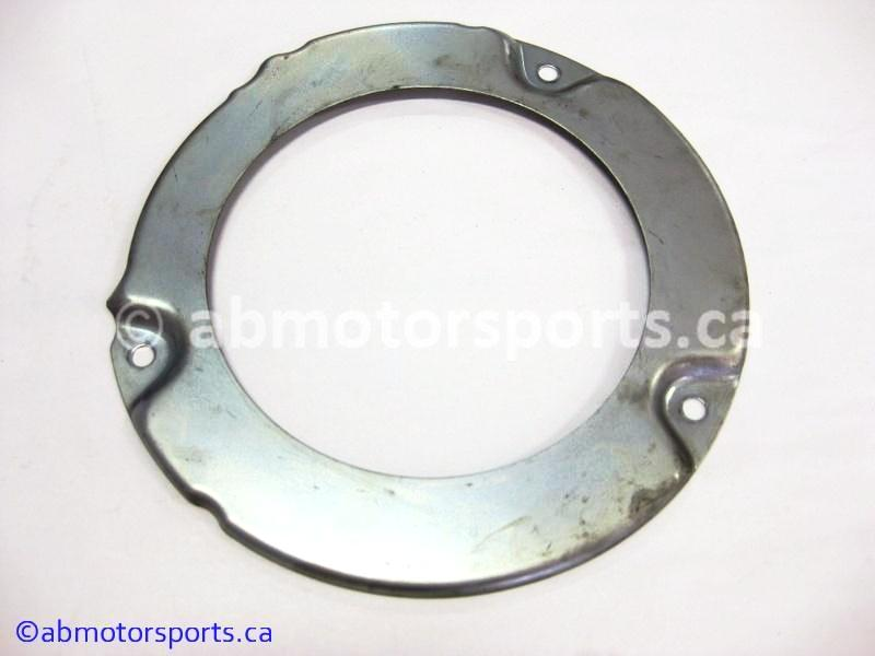 Used Arctic Cat ATV 500 AUTO FIS OEM part # 3402-445 air intake plate for sale