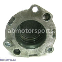 Used Arctic Cat ATV 500 AUTO FIS OEM part # 3402-439 secondary shaft bearing housing for sale
