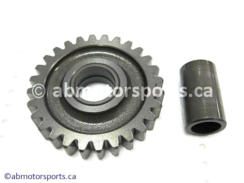 Used Arctic Cat ATV 500 AUTO FIS OEM part # 3402-503 reverse idle gear for sale