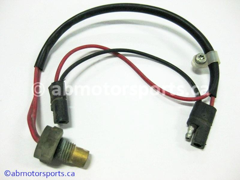 Used Arctic Cat ATV 500 AUTO FIS OEM part # 00413-045 coolant temperature sender for sale
