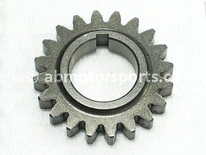 Used Arctic Cat ATV 500 4X4 AUTO OEM part # 3402-390 oil pump drive gear for sale