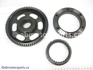 Used Arctic Cat ATV 500 4X4 AUTO OEM part # 3402-457 clutch starter set for sale