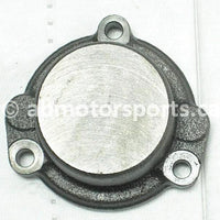 Used Arctic Cat ATV 500 4X4 AUTO OEM part # 3402-439 secondary shaft bearing housing for sale