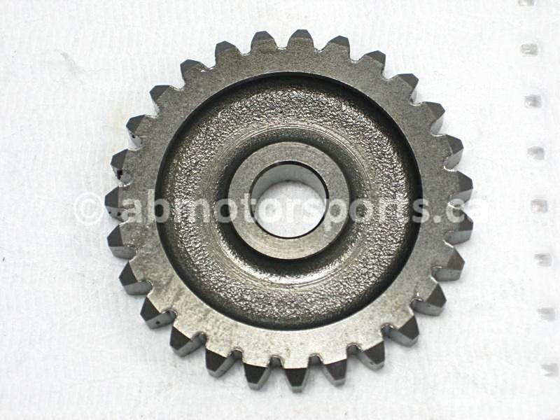 Used Arctic Cat ATV 500 4X4 AUTO OEM part # 3402-349 starter idler gear for sale