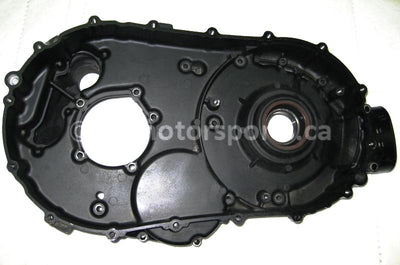 Used Arctic Cat ATV 500 4X4 AUTO OEM part # 3402-440 clutch cover for sale