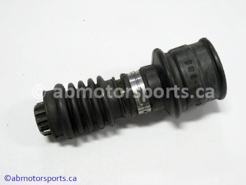 Used Arctic Cat ATV 650 H1 4X4 OEM part # 1402-045 output shaft for sale