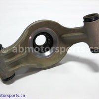 Used Arctic Cat ATV 650 H1 4X4 OEM part # 0504-373 rear left knuckle for sale