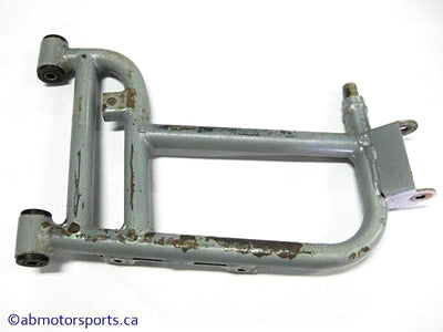Used Arctic Cat ATV 650 H1 4X4 OEM part # 0504-327 rear lower left arm for sale