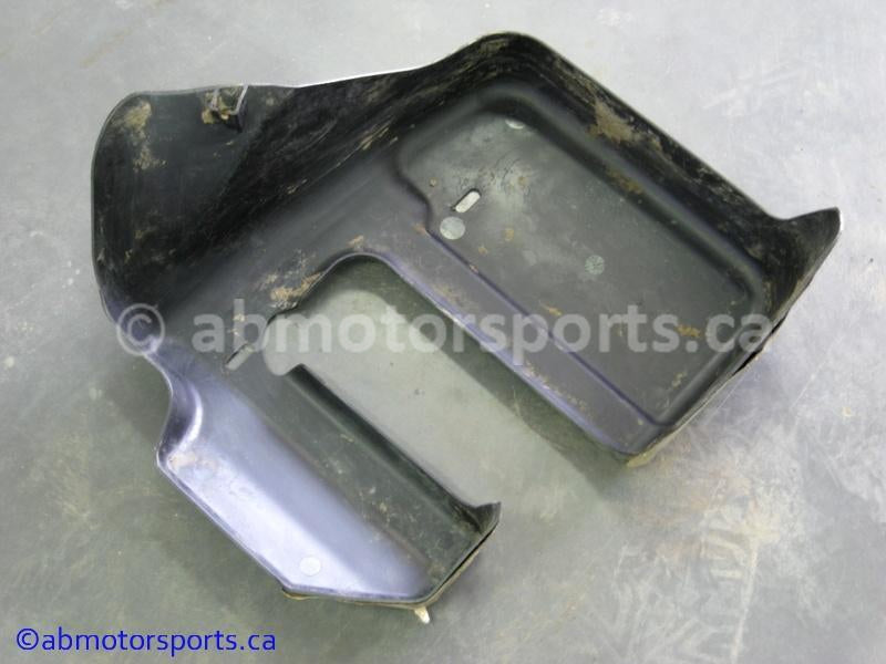 Used Arctic Cat ATV 650 H1 4X4 OEM part # 0570-081 gas tank shield for sale
