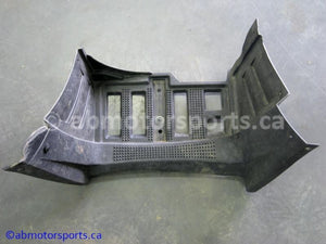 Used Arctic Cat ATV 650 H1 4X4 OEM part # 1406-356 right foot well for sale