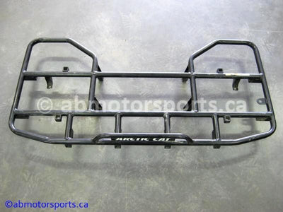 Used Arctic Cat ATV 650 H1 4X4 OEM part # 0541-337 rear rack for sale
