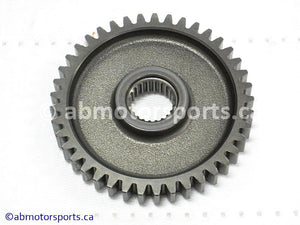 Used Arctic Cat ATV 650 H1 4X4 OEM part # 0822-009 driven gear for sale