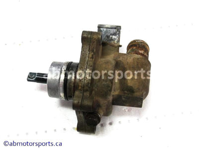 Used Arctic Cat ATV 650 H1 4X4 OEM part # 0813-001 water pump assembly for sale