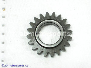 Used Arctic Cat ATV 650 H1 4X4 OEM part # 0811-003 water pump and oil pump drive gear for sale