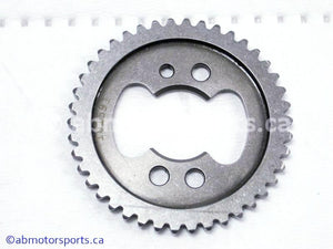 Used Arctic Cat ATV 650 H1 4X4 OEM part # 0809-002 sprocket for sale