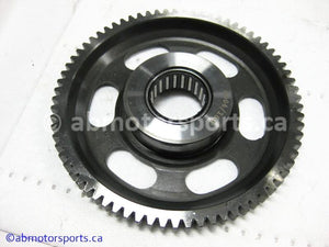 Used Arctic Cat ATV 650 H1 4X4 OEM part # 0815-004 starter clutch gear for sale