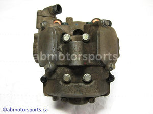 Used Arctic Cat ATV 650 H1 4X4 OEM part # 0808-047 cylinder head for sale