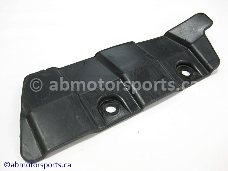 Used Arctic Cat ATV 700 MUD PRO OEM Part # 1406-069 A ARM GUARD REAR RIGHT for sale