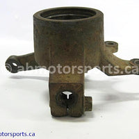Used Arctic Cat ATV 700 MUD PRO OEM Part # 0505-576 KNUCKLE FRONT RIGHT for sale
