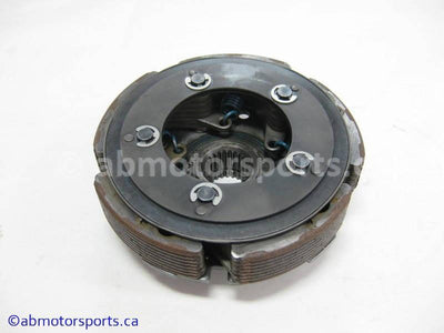 Used Arctic Cat ATV 650 H1 4X4 OEM part # 0823-098 centrifugal clutch for sale