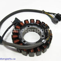 Used Arctic Cat ATV 650 H1 4X4 OEM part # 0802-037 stator for sale