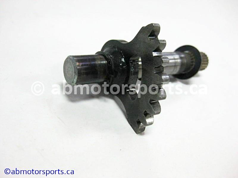 Used Arctic Cat ATV 650 H1 4X4 OEM part # 0818-007 sub gear shift shaft for sale