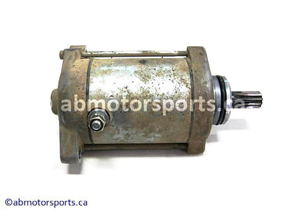 Used Arctic Cat ATV 650 H1 4X4 OEM part # 0825-012 starter for sale