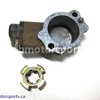 Used Arctic Cat ATV 650 H1 4X4 OEM part # 0822-049 speed sensor housing for sale