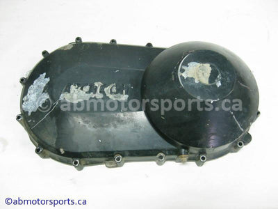Used Arctic Cat ATV 650 H1 4X4 OEM part # 0806-014 belt cover for sale