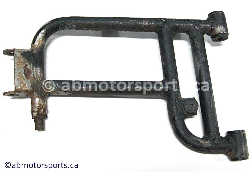 Used Arctic Cat ATV 500 AUTO FIS OEM part # 0504-327 rear lower left a arm for sale