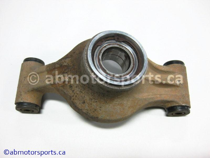 Used Arctic Cat ATV 500 AUTO FIS OEM part # 0504-313 rear left knuckle for sale
