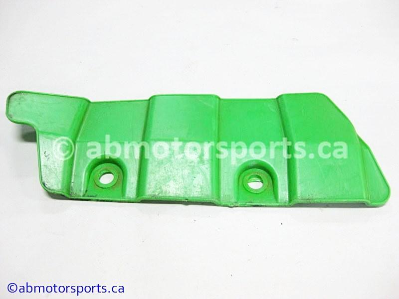 Used Arctic Cat ATV 500 AUTO FIS OEM part # 0441-758 rear right boot guard for sale