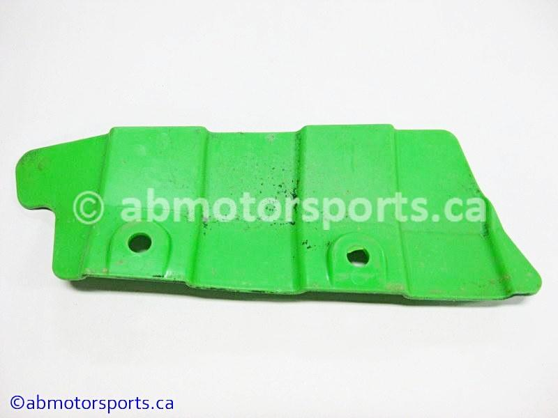 Used Arctic Cat ATV 500 AUTO FIS OEM part # 0441-759 rear boot guard left for sale