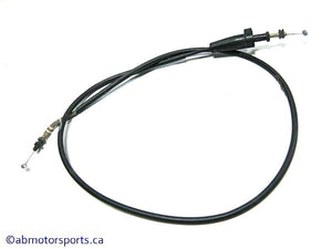 Used Arctic Cat ATV 500 AUTO FIS OEM part # 0487-021 throttle cable for sale
