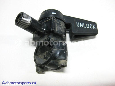 Used Arctic Cat ATV 500 AUTO FIS OEM part # 0502-527 differential lock control for sale
