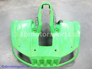 Used Arctic Cat ATV 500 AUTO FIS OEM part # 1406-607 front fender panel for sale